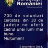 Mulțumim voluntarilor adulți cercetași!
