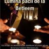 "Invitație Ceremonie ""Lumina Păcii de la Betleem"""