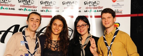gala voluntarilor 2012