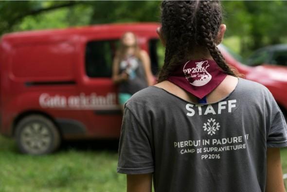Mercedes-Benz si Cercetasii Romaniei - Camp Pierdut in padure (1)