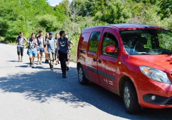Mercedes-Benz si Cercetasii Romaniei - Camp Pierdut in padure (2)